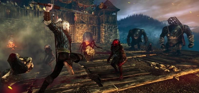Corre a descargar gratis 'The Witcher 2' en tu Xbox One y Xbox 360