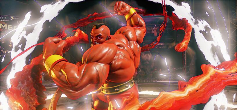 El modo historia de 'Street Fighter V' llegará en verano mediante actualización gratuita