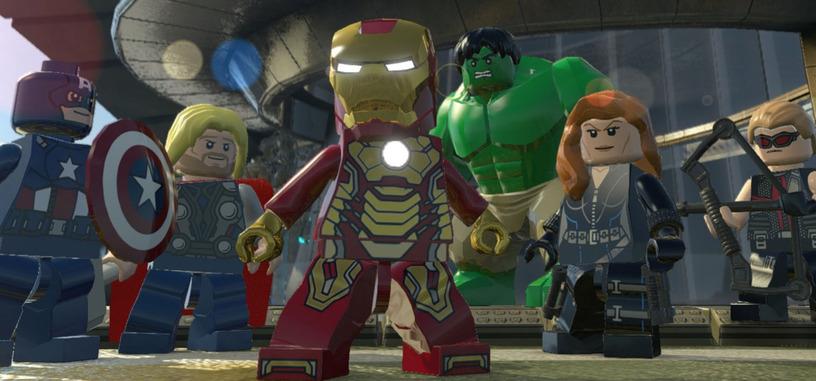 Los Vengadores se reúnen en el tráiler de lanzamiento de LEGO Vengadores