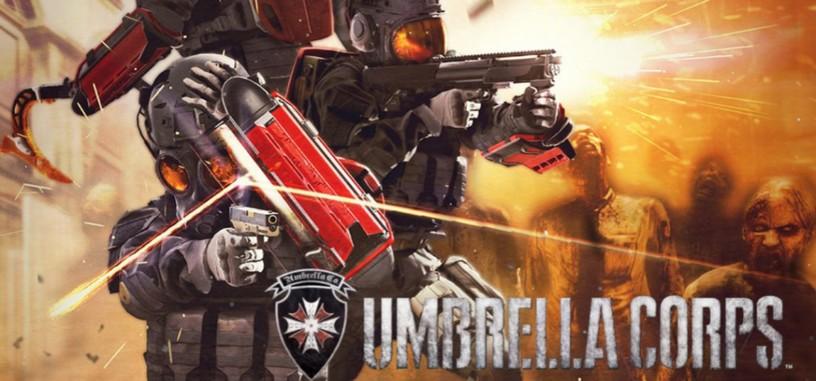 'Resident Evil Umbrella Corps' fija su fecha de lanzamiento y muestra un nuevo tráiler