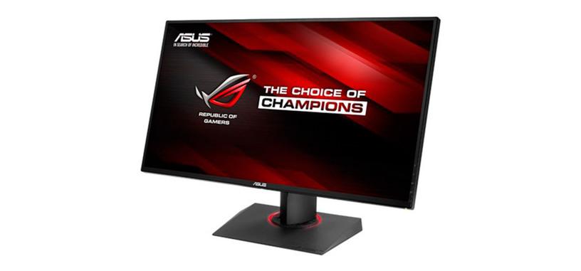 Asus tiene un prototipo de monitor IPS con resolución 4K y 144 Hz sobre DisplayPort 1.3
