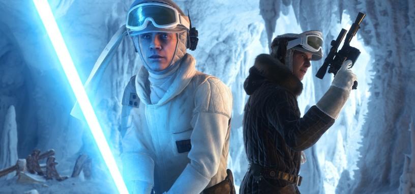 EA da fechas de lanzamiento y detalles de los mapas que llegarán a 'Star Wars: Battlefront'