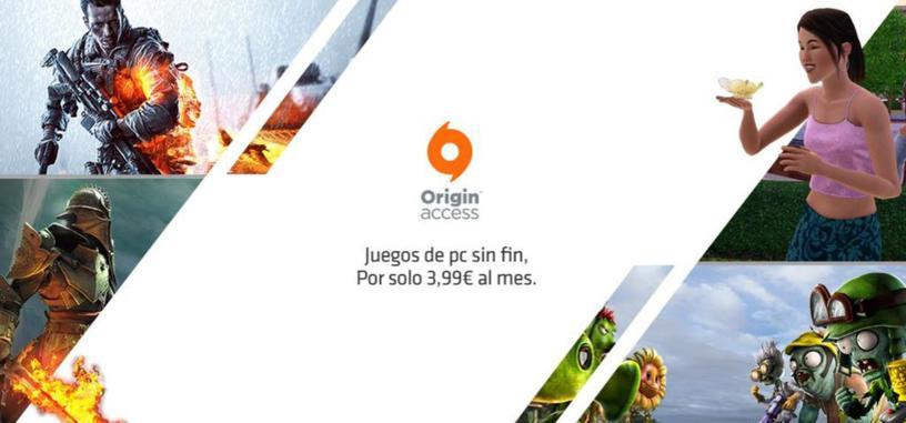 Origin Access ya está disponible en España