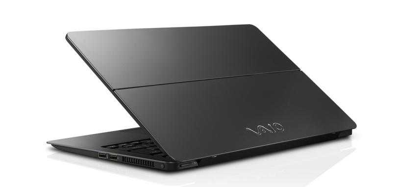 VAIO quiere abrirse hueco en la gama alta de los portátiles con sus nuevos modelos