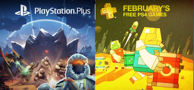 Estos son los juegos del PlayStation Plus para febrero