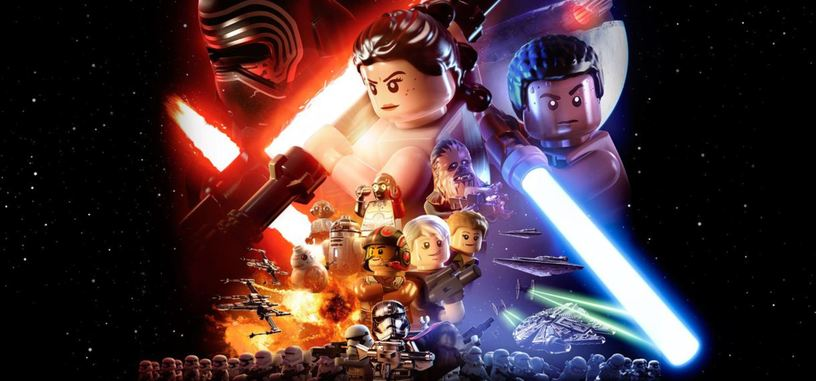 'Star Wars: El despertar de la Fuerza' contará con su propio juego de LEGO