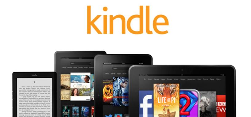 Amazon renueva (por fin) la interfaz del Kindle