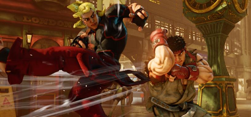 Street Fighter V llegará a Linux y SteamOS esta primavera