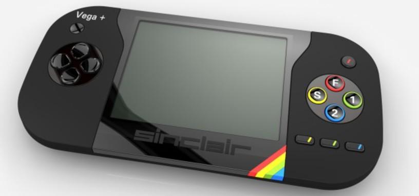 El Sinclair ZX Spectrum vuelve en forma de consola portátil