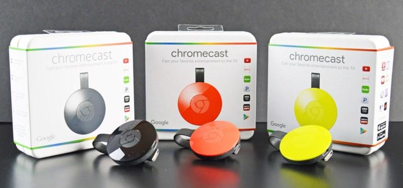 Google lleva sus dispositivos Chromecast y Chromecast Audio a nuevos países