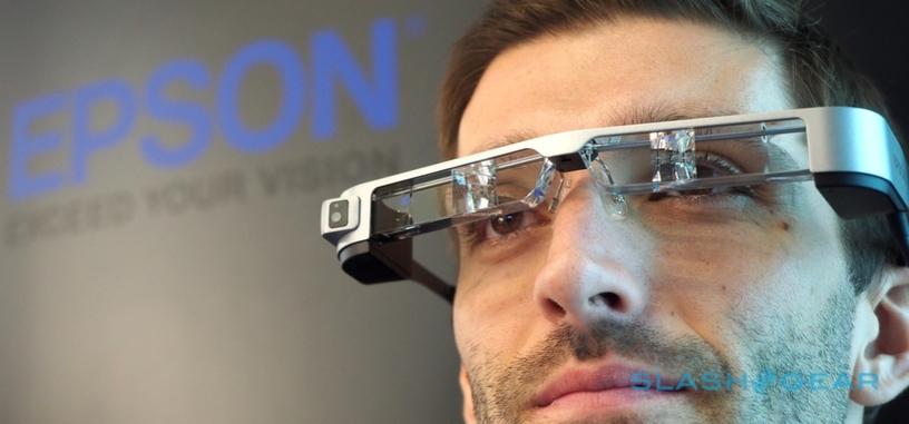 Epson presenta sus nuevas y mejoradas gafas inteligentes