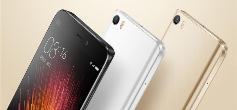 Xiaomi Mi 5, dispuesto a asaltar la gama alta por 400 euros