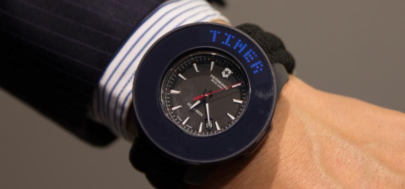 Victorinox y Acer quieren que conviertas tu aburrido reloj en un 'smart watch'