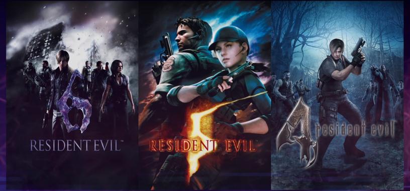 Tres de las entregas de 'Resident Evil' regresan a las consolas este año