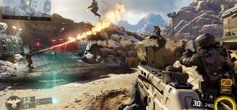 Disfruta este fin de semana del multijugador gratuito de 'Call of Duty: Black Ops 3' en Steam