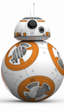Esta réplica de BB-8 está hecha de piezas de LEGO y funciona perfectamente