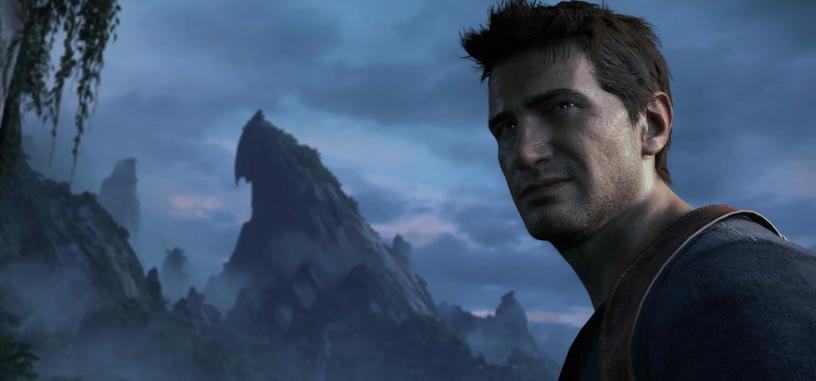 Un anuncio de la beta abierta de 'Uncharted 4' de este fin de semana se deja ver un instante