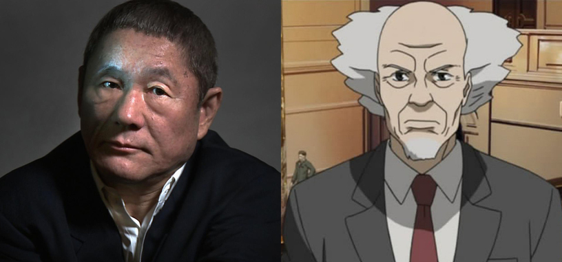 El actor japonés Takeshi Kitano se une al reparto de la película 'Ghost in the Shell'
