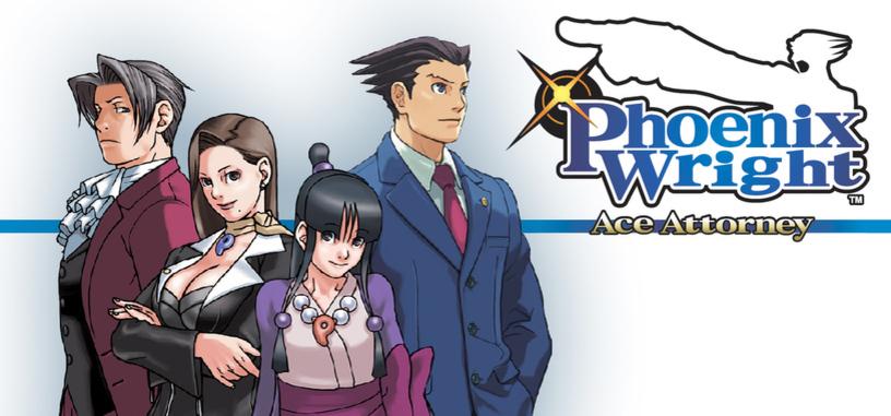 Primer vistazo al anime 'Ace Attorney', adaptación del videojuego de Nintendo DS