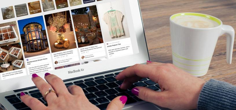 Pinterest permite que las empresas pequeñas publiquen anuncios en su página