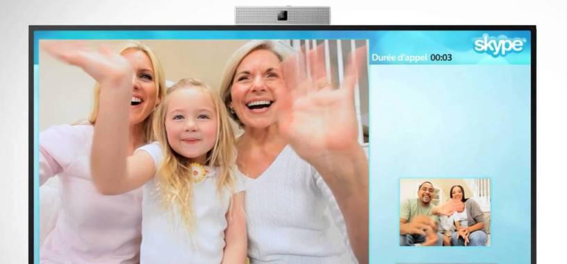 Skype va a retirar su servicio de las Smart TV
