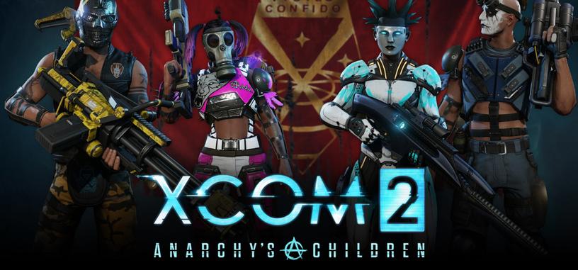 'Hijos de la anarquía' es el primer DLC de 'XCOM 2' y llega el 17 de marzo
