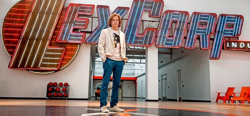 Lex Luthor quiere que le ayudes a crear inteligencia artificial