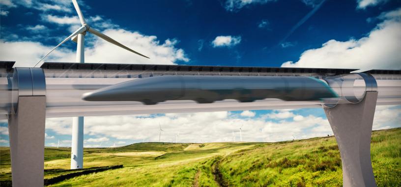 La India quiere construir un Hyperloop de 43 km