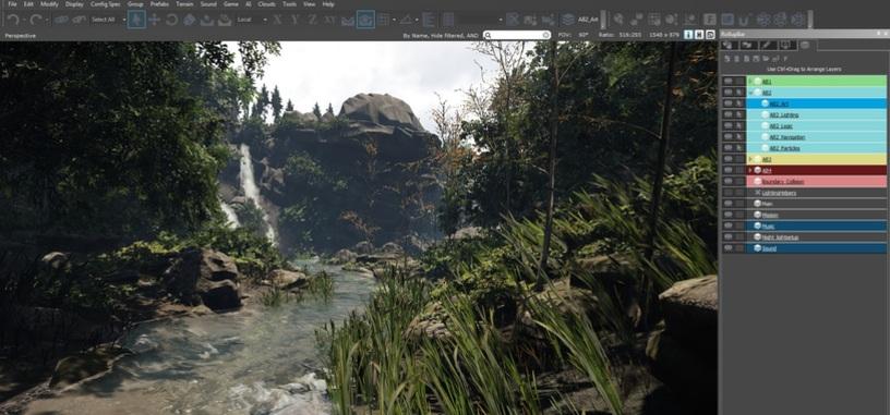El motor de videojuegos CryEngine se pasa al modelo 'paga lo que quieras'