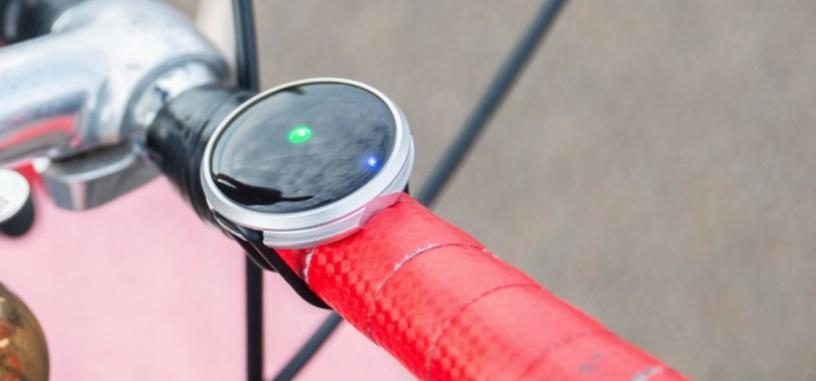 Este sistema de navegación es el más minimalista que podrás usar con tu bicicleta