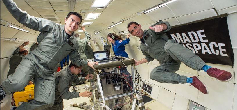 La NASA ha decidido enviar una impresora 3D al espacio