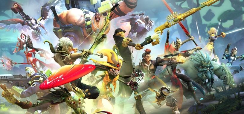 Gearbox dejará de actualizar 'Battleborn' tan solo 15 meses después de su llegada