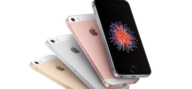 El iPhone SE está prácticamente agotado en Estados Unidos