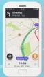 Waze también te notificará si excedes el límite de velocidad