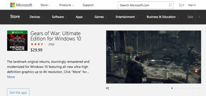 Microsoft mejorará la Windows Store en mayo para competir con Steam
