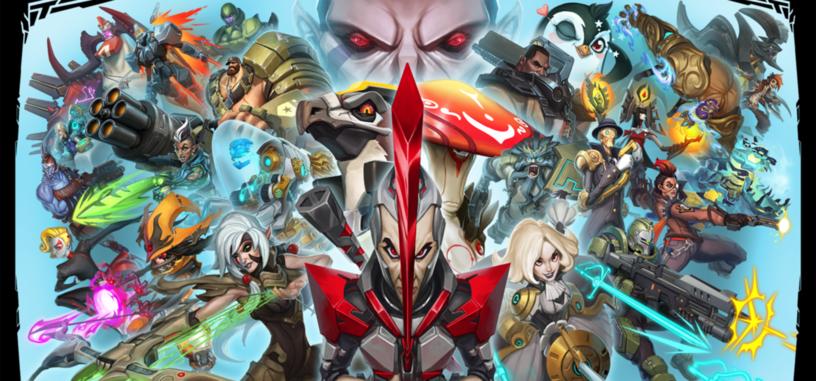 Gearbox anuncia los requisitos mínimos de 'Battleborn' y desvela todos sus detalles