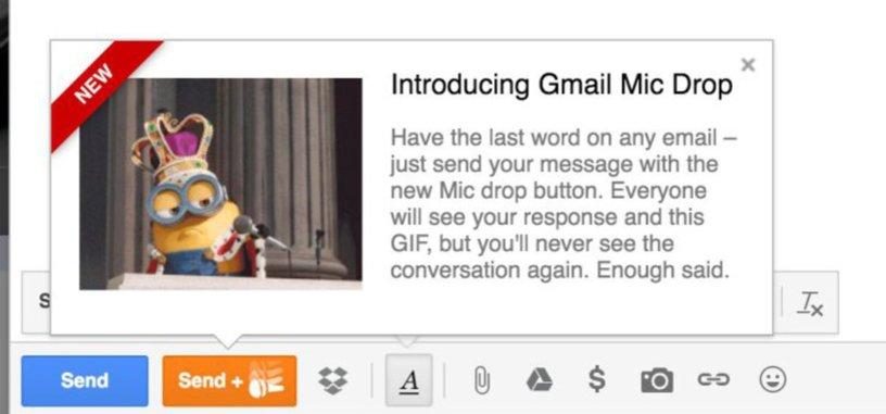 La broma del 'April Fools' de Google ha causado el enfado de muchos usuarios de Gmail