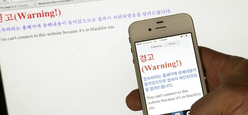 Corea del Norte oficialmente ha bloqueado el acceso a Facebook, Twitter y YouTube