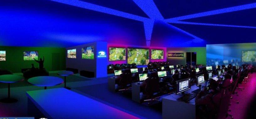 Los eSports se convierten en parte de la Universidad de California en Irvine