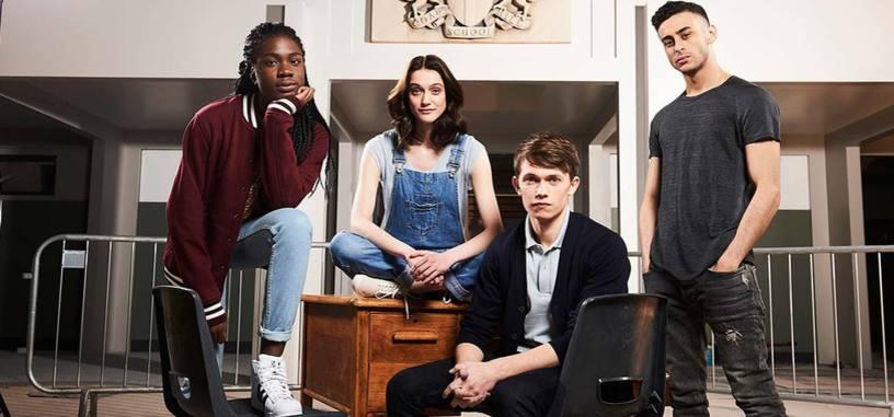 La BBC presenta a los actores de 'Class', la nueva serie derivada de 'Doctor Who'