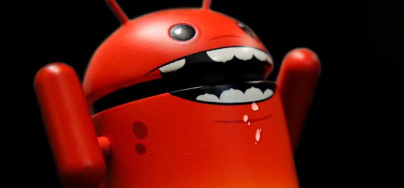 Android acaparó el 97% de todos los tipos de malware detectados en dispositivos móviles en 2013