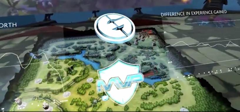 Las partidas de 'DotA 2' podrán verse en realidad virtual con las HTC Vive