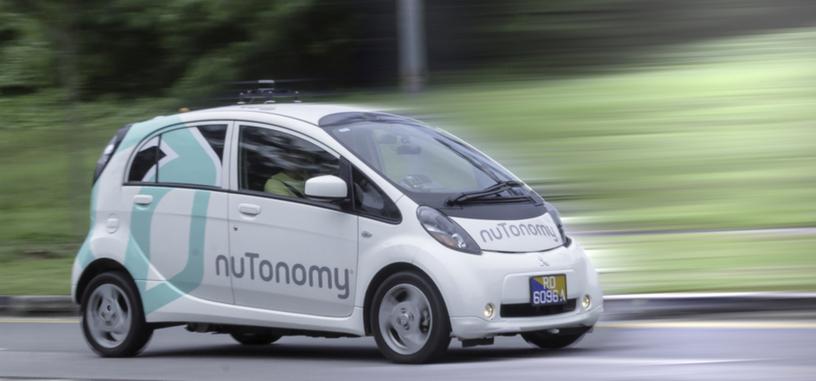 Singapur podría ser la primera ciudad que utilice taxis autónomos