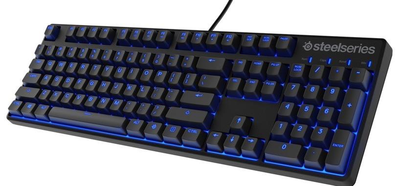 SteelSeries Apex M500, nuevo teclado para juegos con mecanismos Cherry MX rojos
