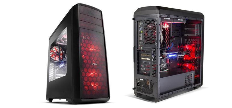 Nox añade a su gama de cajas de PC la Coolbay ZX