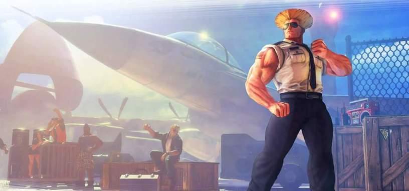 Guile no cambiará de peinado para su llegada este mes a 'Street Fighter V'
