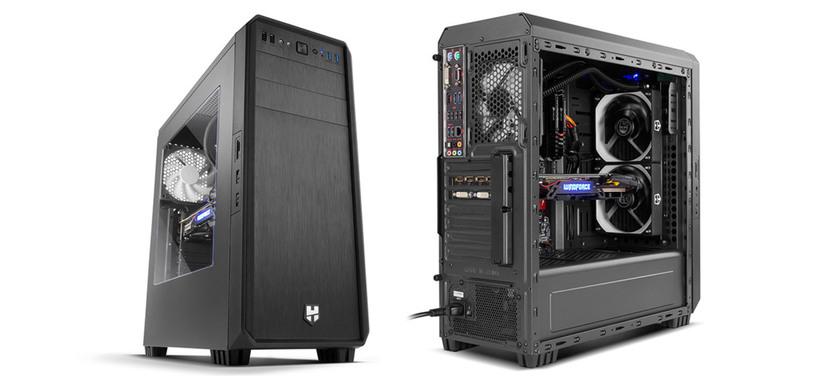 Nox Hummer ZS, una nueva caja de PC asequible y muy completa