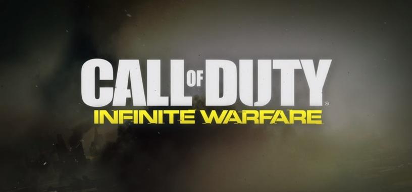 'Call of Duty' viaja al espacio con el tráiler de 'Call of Duty: Infinity Warfare'