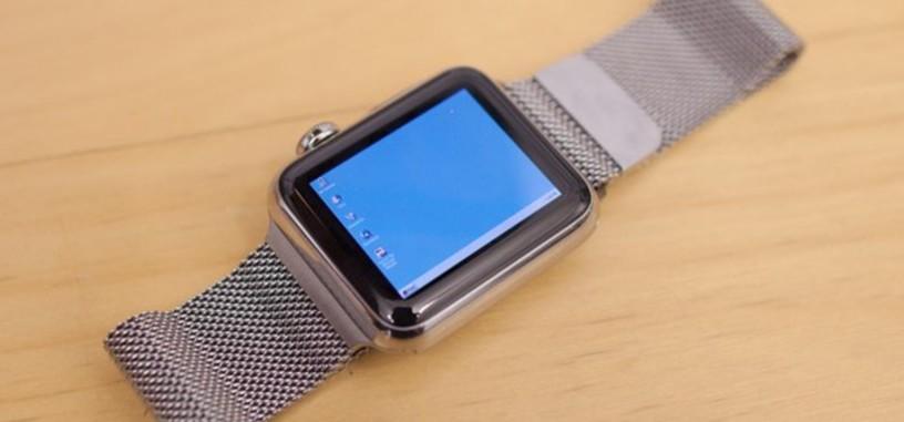 Ahora puedes instalar Windows 95 en el Apple Watch (aunque no sirva de mucho)