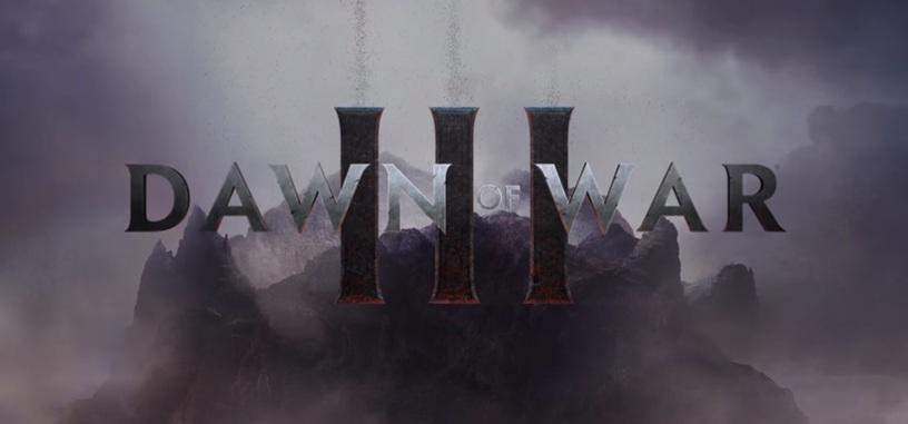 'Dawn of War 3' es anunciado con un alucinante vídeo y ofrece sus primeros detalles